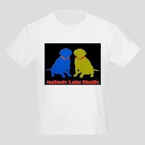 Kids Two Pups T-Shirt