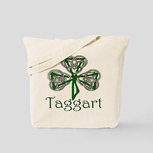 Taggart Shamrock Tote Bag