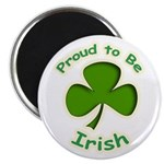 "Proud to Be Irish 2.25"" Magnet (10 pack)"