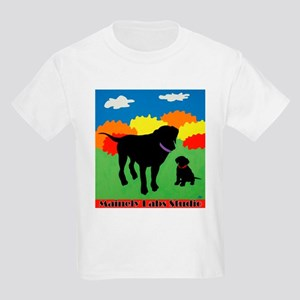 Kids Mama's Boy T-Shirt w/Logo