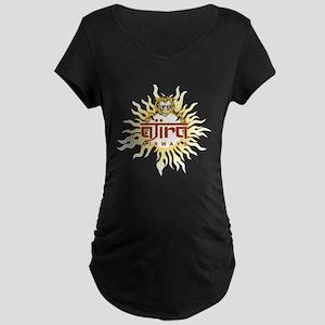 Ajira Maternity Dark T-Shirt