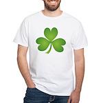 Shamrock White T-Shirt