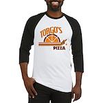 Torgo's Pizza Baseball Jersey