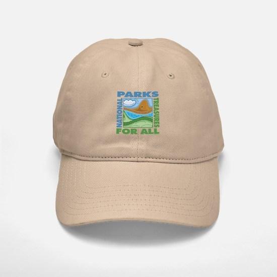 National Parks Baseball Baseball Cap
