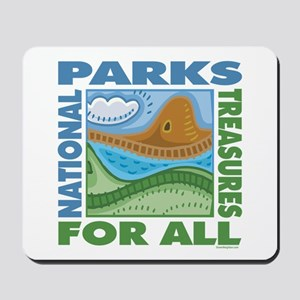 National Parks Mousepad