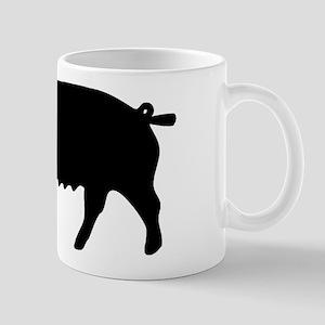pig fluke Mug