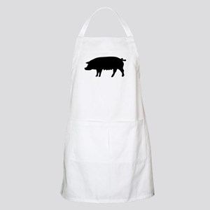 pig fluke BBQ Apron