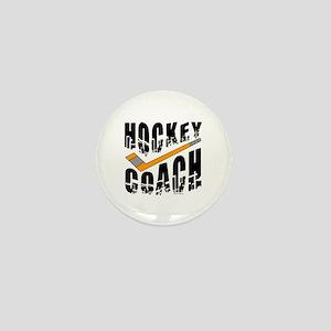 Hockey Coach Mini Button