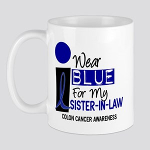 I Wear Blue For My Sister-In-Law 9 CC Mug