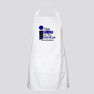 I Wear Blue For My Sister-In-Law 9 CC BBQ Apron