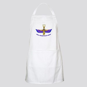 """Isis """"Real Women Have Wings"""" BBQ Apron"""