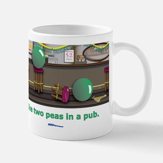 in a pub Mug