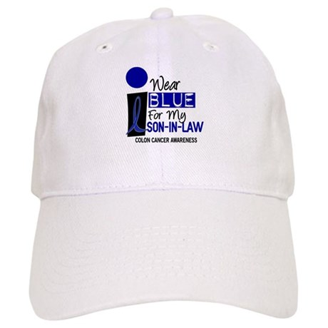 I Wear Blue For My Son-In-Law 9 CC Cap
