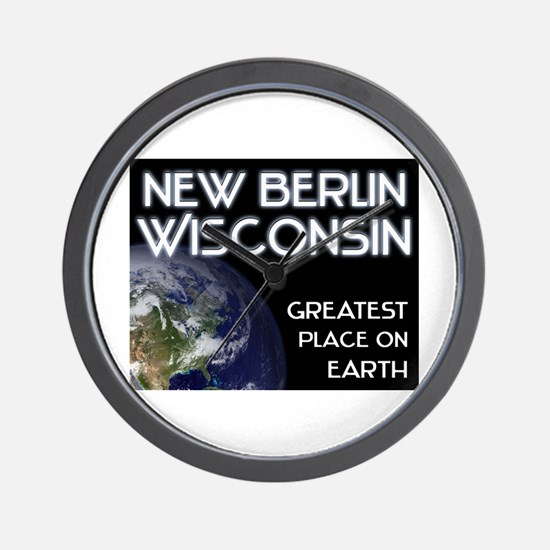 new berlin wisconsin - greatest place on earth Wal