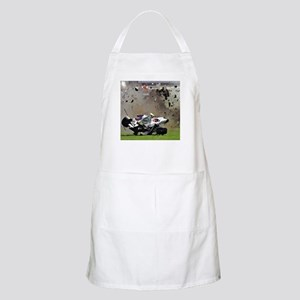 """""""One Little Mistake!"""" BBQ Apron"""