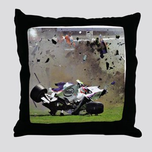 """One Little Mistake!"" Throw Pillow"