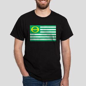 Ecology Flag Dark T-Shirt