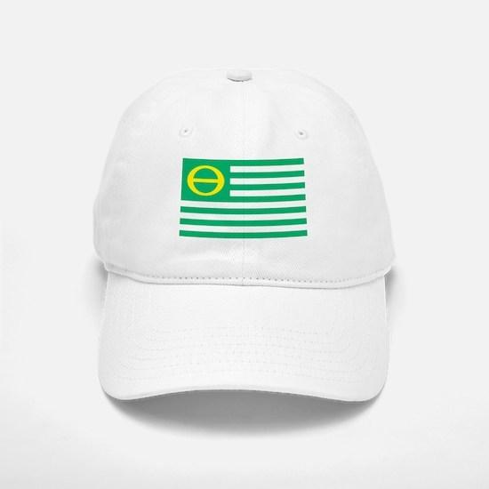 Ecology Flag Baseball Baseball Cap
