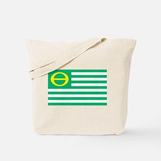 Ecology Flag Tote Bag