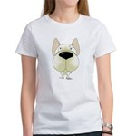 Big Nose/Butt Frenchie Women's T-Shirt