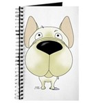 Big Nose Frenchie Journal
