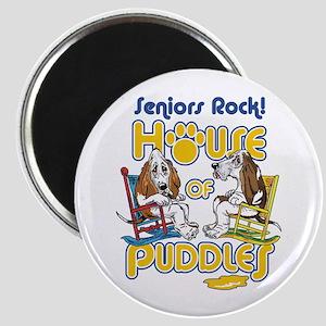 Seniors Rock! Magnet