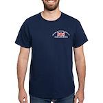 Lodge No. 2416, UK Dark T-Shirt