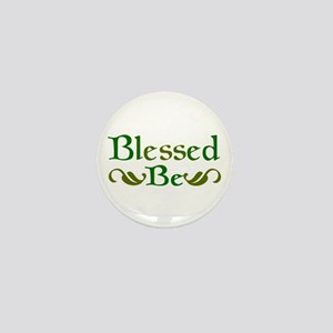 Blessed Be Mini Button