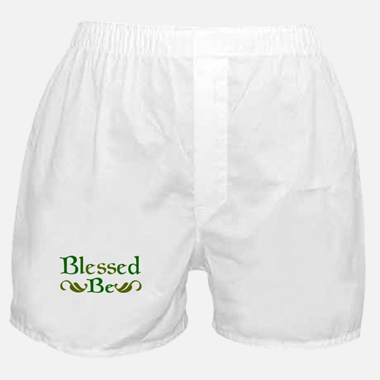 Blessed Be Boxer Shorts