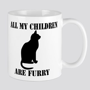 All my Children are Furry Mug