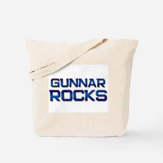 gunnar rocks Tote Bag