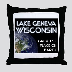 lake geneva wisconsin - greatest place on earth Th