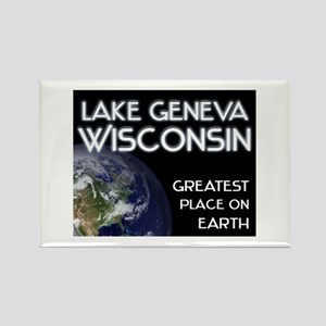 lake geneva wisconsin - greatest place on earth Re
