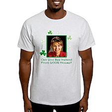 oddFrogg Irish Sarah Palin Light T-Shirt