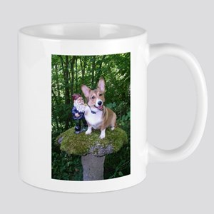 The Enchanted Corgi Mug