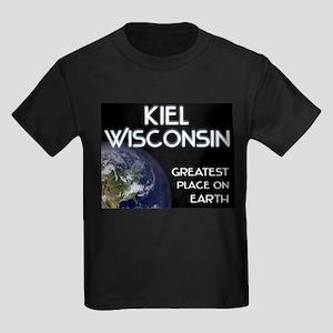 kiel wisconsin - greatest place on earth Kids Dark