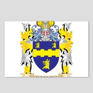 Morrow Coat of Arms - Fam Postcards (Package of 8)