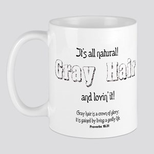 Gray Hair Mug