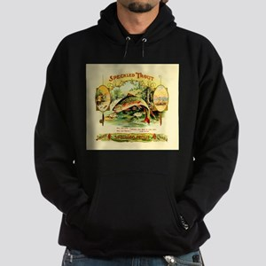 Speckled Trout Vintage Art,bachelor pad Sweatshirt
