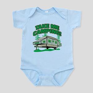TAKE ME CAMPING! Infant Bodysuit