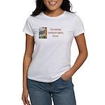 Relaxing by the lake Women's T-Shirt