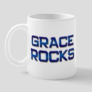 grace rocks Mug