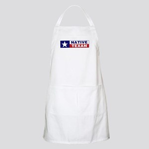 Native Texan BBQ Apron