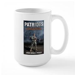 Patriots Cover Large Mug-Sold at COST