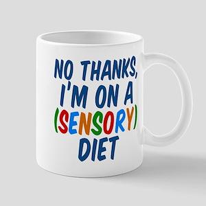 sensorydiet 11 oz Ceramic Mug