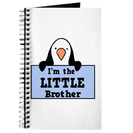 I'm the Little Brother Journal