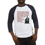 Preserve the Constitution Baseball Jersey