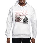Preserve the Constitution Hooded Sweatshirt