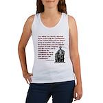 Preserve the Constitution Women's Tank Top