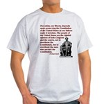 Preserve the Constitution Light T-Shirt